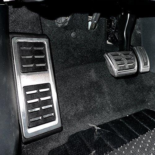 ICT Ronix brod/é P/édale automatique sportpedale P/édale Capuchons Repose-pieds P/édale Lot de p/édales