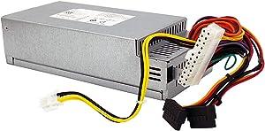 220W L220AS-00 Power Supply for Dell Inspiron 3647 660s Vostro 270 Gateway SX2300 Acer X1420 X3400 Aspire X1200 X1300 Veriton X2110 X2610 eMachines L1200 L1210 L1300 L1320 L1700 Series, R82HS R82H5