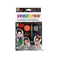 Snazaroo - Kit de pintura para Halloween