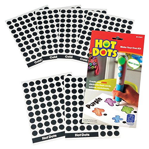 Educational Insights Hot Dots Make Your Own Kit
