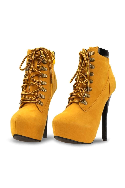 scarpe donna estive con tacco timberland