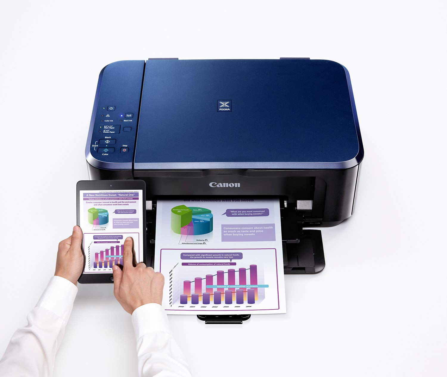 Canon E560 Multifunction Wireless Ink Efficient Colour Printer With Auto Duplex Printing Pixma E510 Inkjet Buy Online At Low Prices In India Reviews