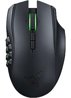 a1a5767b219 Razer Naga Epic Chroma MMO Gaming Mouse - 19 Buttons - 8,200 - Wireless