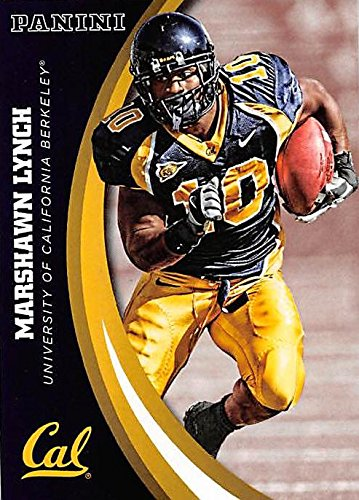 Marshawn Lynch football card (California Golden Bears) 2015 Panini Team Collection #26 ()