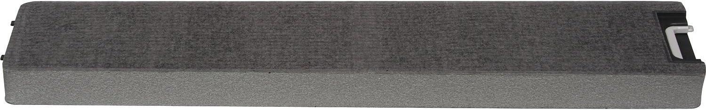 Miele 4304114502 - Filtro de carbón (DKF 4, 495 x 100 x 30 mm, compatible con DA 262, 263, 266, 272, 292)