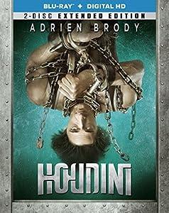 Cover Image for 'Houdini Blu-Ray + Digital HD'