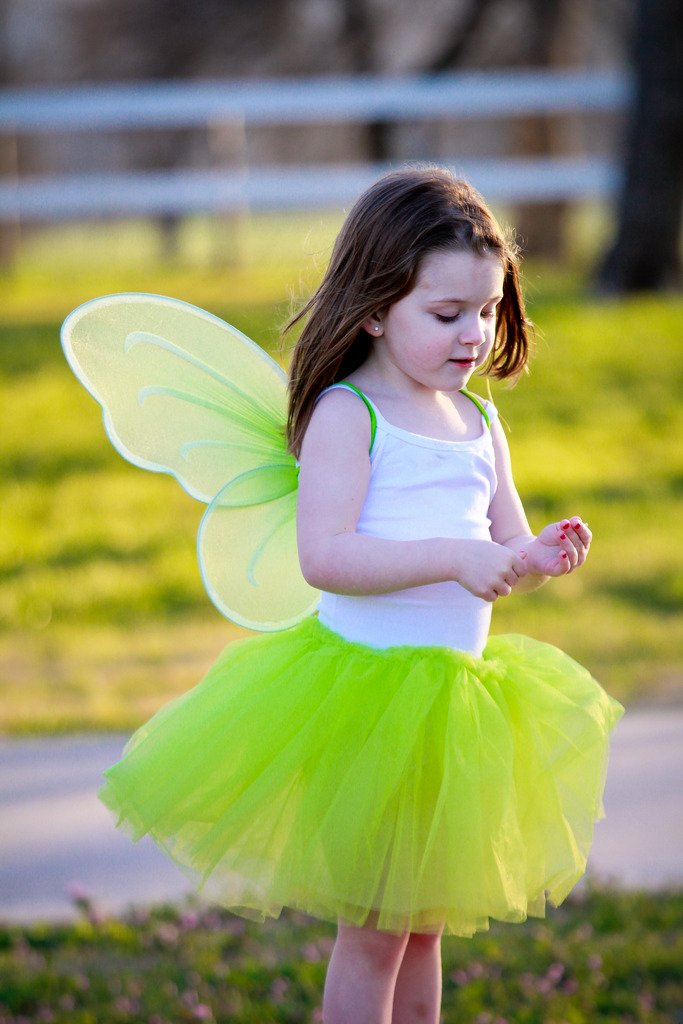 Amazon.com: Girls Butterfly, Fairy, And Angel Wings For Kids. For Garden  Parties, Birthday Favors, Halloween Costumes, And More. Set Of 8.
