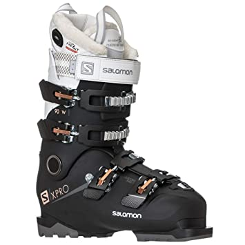 Pro W 90 Custom Ski Salomon X Chaussures De Heat Connect BkAmazon lFK1TJc