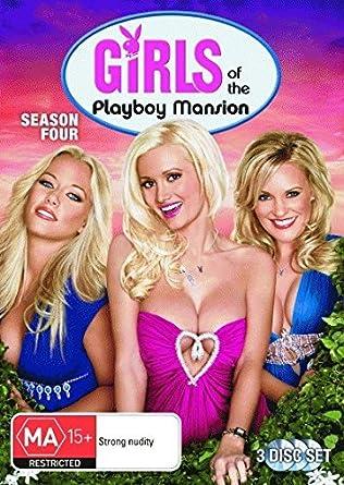 Amazon Com Girls Of The Playboy Mansion Season 4 Non Usa Format