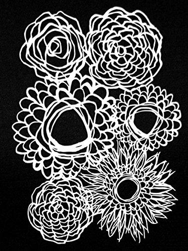9 X 12 Stencil (9
