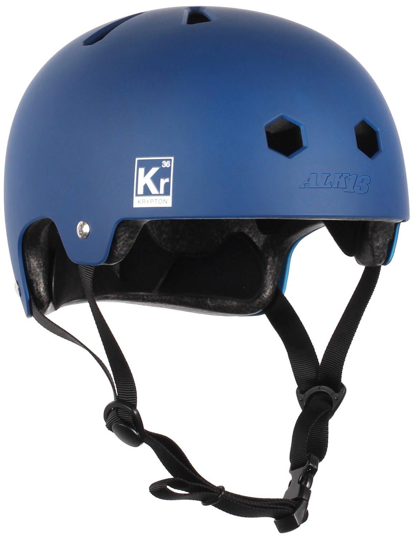 Alk13 Krypton Casque (L-XL - Bleu)