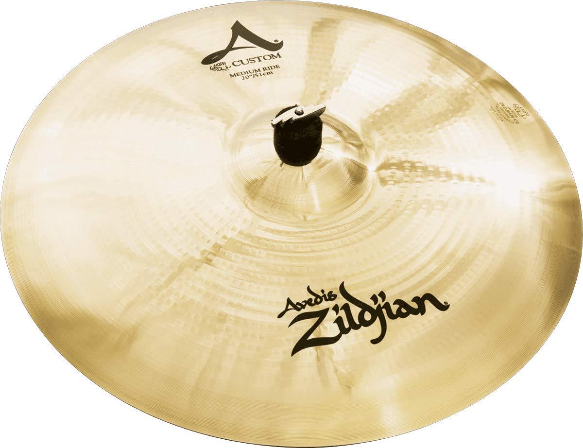 Zildjian A Custom 20'' Medium Ride Cymbal by Avedis Zildjian Company