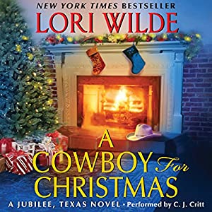 A Cowboy for Christmas Audiobook