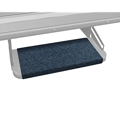 Prest-O-Fit 2-0312 Outrigger RV Step Rug Atlantic Blue 18 In. Wide: Automotive