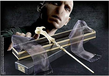F-JX La Varita del Señor Voldemort con La Caja De La Cinta Hardcover, Sabes Quién Cane De La Serie De 14