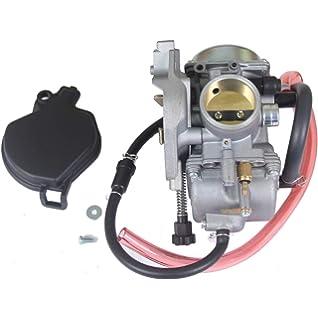 Amazon com: Carburetor For Suzuki Quad Master Quadmaster 500