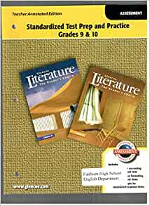 Glencoe american literature teacher edition online