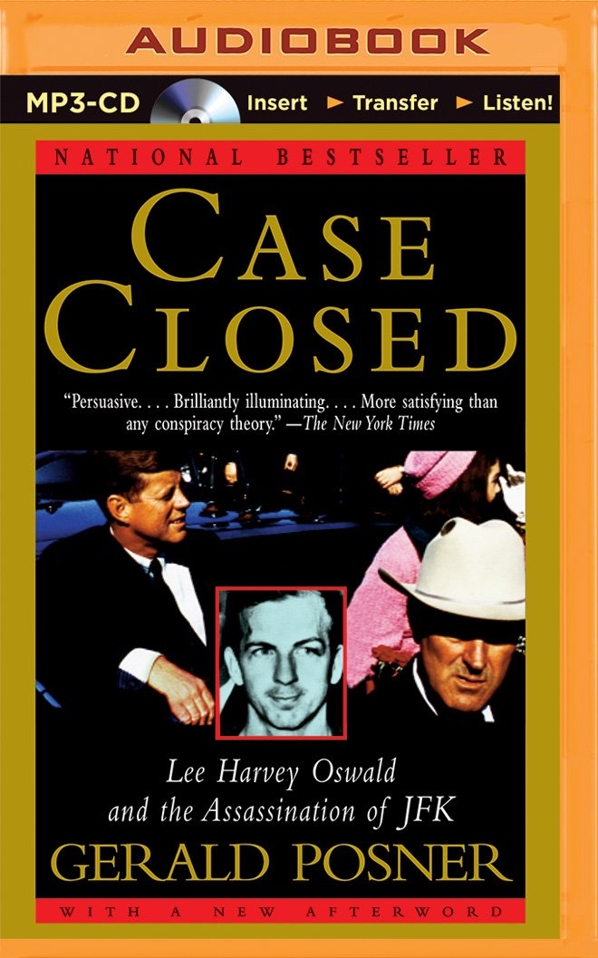 Download Case Closed: Lee Harvey Oswald and the Assassination of JFK pdf