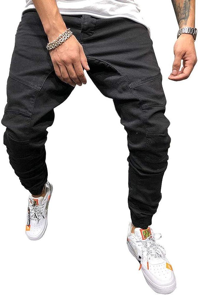 VANVENE - Pantalones de chándal para Hombre