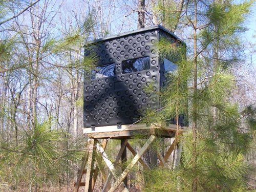 Snap Lock Formex 4x6 Portable Deer Hunting Blind With
