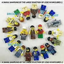 Grab Bag Lot of 10 Lego Minifigures Figures Men People Minifigs