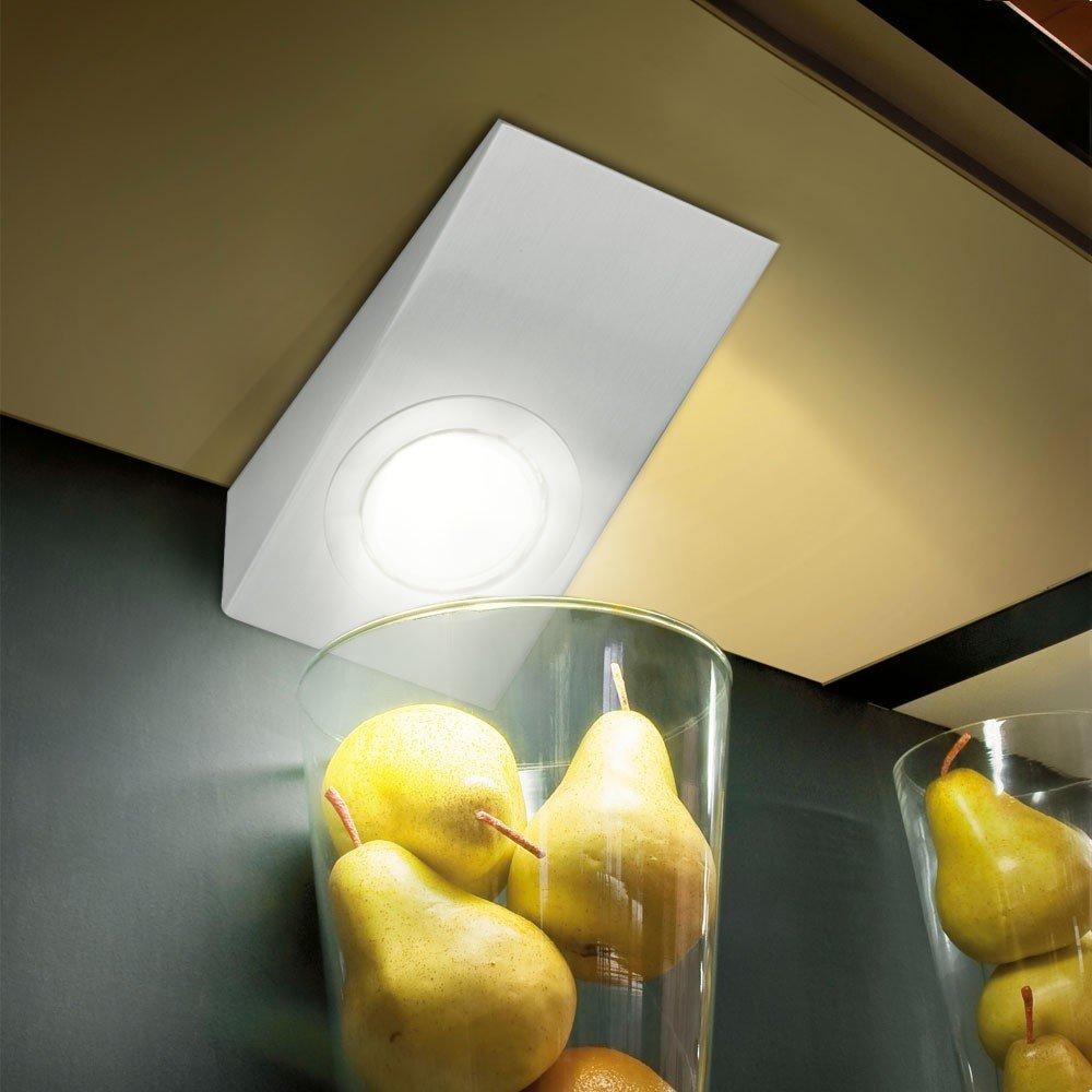 Atemberaubend Küche Unter Schrankbeleuchtung Ideen - Küchen Design ...