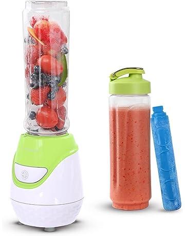 Aigostar Batidora americana de vaso & Vaso, potencia 600W. Libre de BPA. Diseño