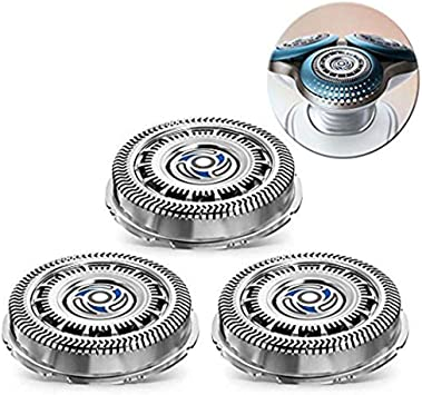 Cabezales de Afeitado, Cuchilla de Afeitar para Philips SH70 S7310 ...