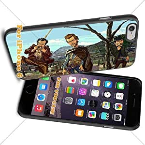 Movie The Good, The Bad And The Ugly Case Iphone Case, For-You-Case Iphone 6 Silicone Case Cover NEW fashionable Unique Design
