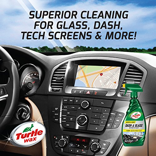 Turtle Wax T 930 Dash And Glass Protectant With Foaming