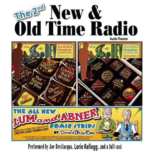 The 2nd New & Old Time Radio Collection (Audio Theater)(LIBRARY EDITION) by Waterlogg Productions (Joe Bevilacqua) and Blackstone Audio