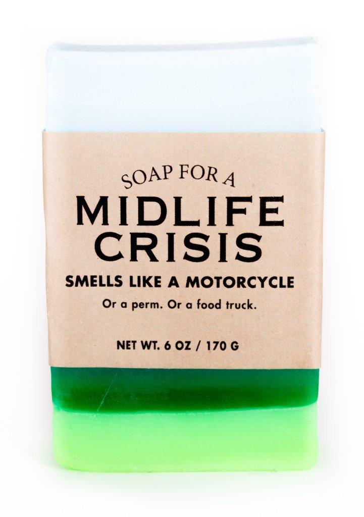 Midlife Crisis Soap