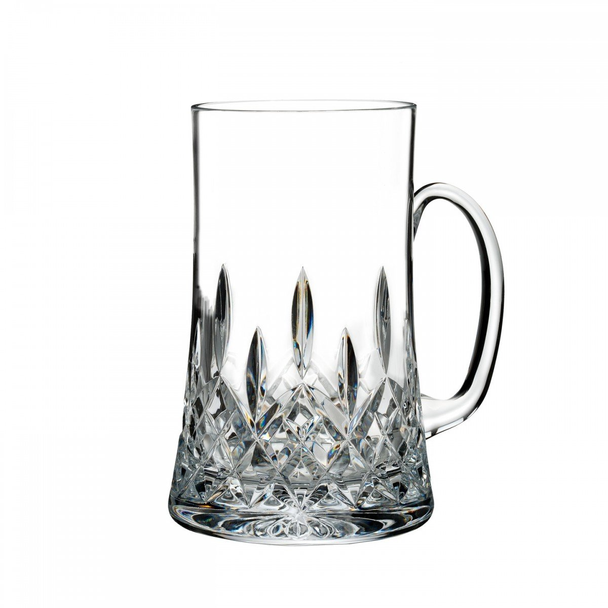 Waterford Crystal Lismore Beer Mug - Holds 20oz. Of Liquid