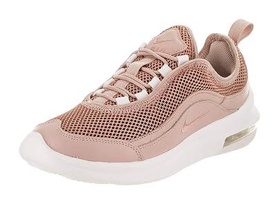 newest a8985 75329 Nike Women s Air Max Estrea Particle Beige MTLC Red Bronze Running Shoe 5.5  Women US