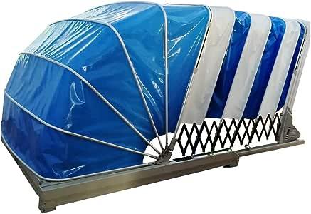 Amazon.com: SEADOSHOPPING Portable Folding car Garage ...