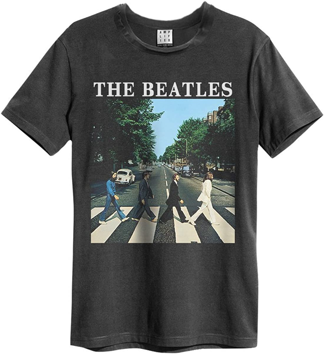 Amplified The Beatles 'Abbey Road' T-Shirt Clothing