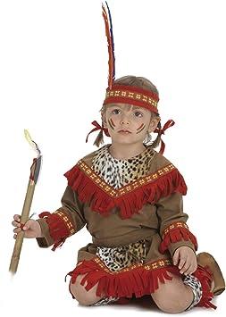 Disfraz de Bebé India lujo para niñas de 2-3 años: Amazon.es ...