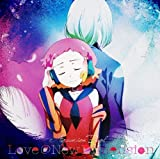 AQUARION EVOL -LOVE @ NEW DIMENSION- by Animation (Yoko Kanno) [Music CD]