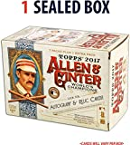#10: 2017 Topps Allen & Ginter Baseball Factory Sealed 8 Pack Box - Fanatics Authentic Certified - Baseball Wax Packs