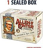 #8: 2017 Topps Allen & Ginter Baseball Factory Sealed 8 Pack Box - Fanatics Authentic Certified - Baseball Wax Packs