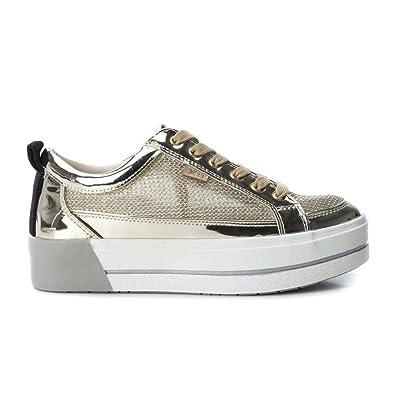 innovative design ec1ba f8220 XTI Scarpa Donna Sneakers con Platform Articolo 48025 Nuova ...