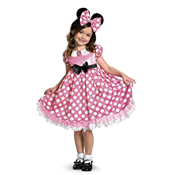 478105e4ac0 Buy Disney Minnie Mouse Clubhouse Glow in The Dark Costume