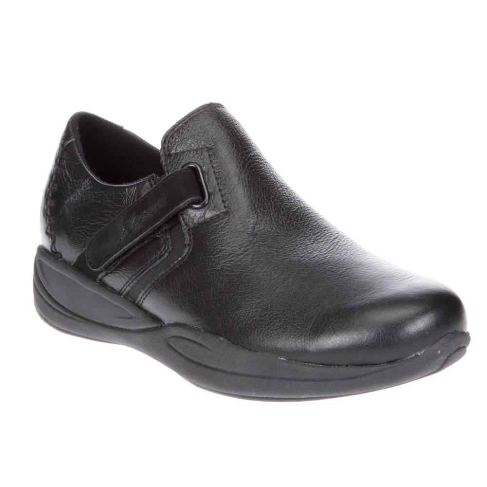Xelero Visalia Women's Comfort Therapeutic Extra Depth Casual Shoe: Black 7.0 Medium (B) Velcro