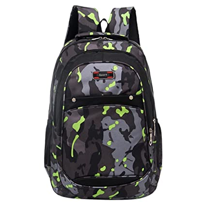 d32c9a4f3f20 Image Unavailable. Image not available for. Color  Outsta Teenage  Camouflage Backpack