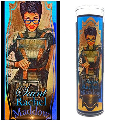 Rachel Maddow Celebrity Prayer Candle