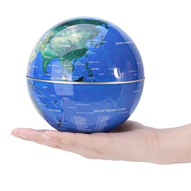6 self rotate globe auto spinning globe rotating world earth map 6quot self rotate globe auto spinning globe rotating world earth map sphere for gumiabroncs Gallery