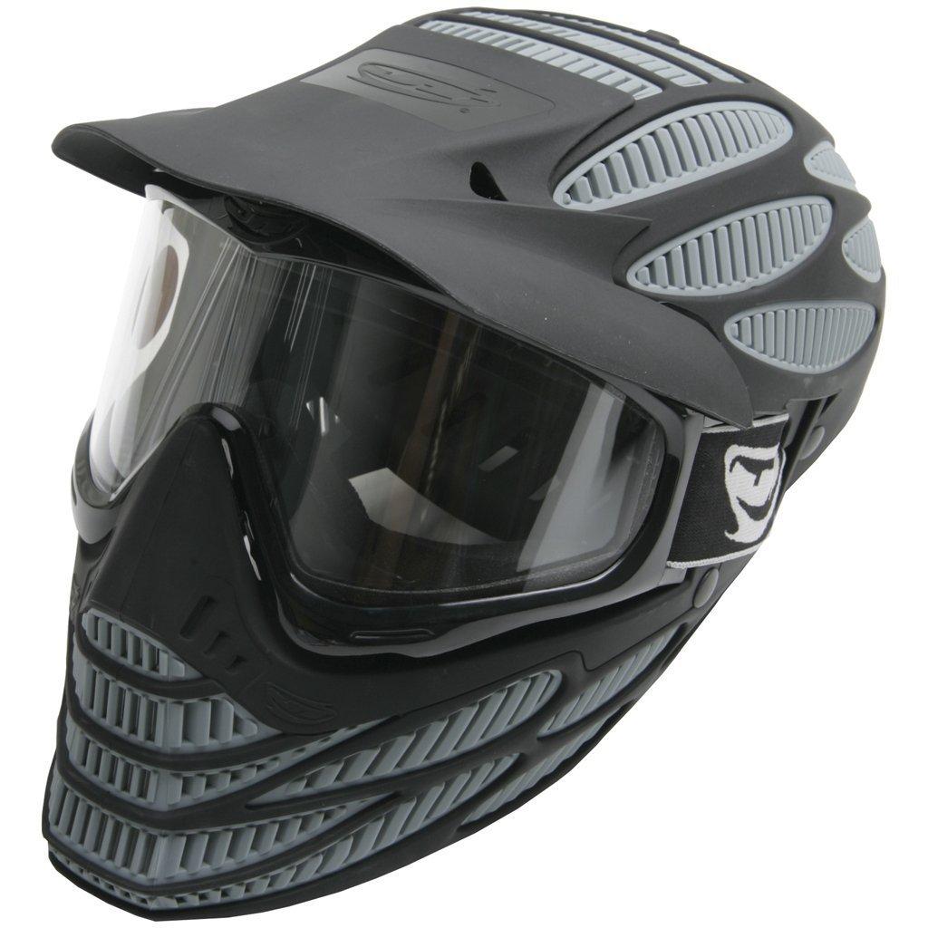 JT 700-152 - Máscara de paintball, color gris, talla Talla única 23012