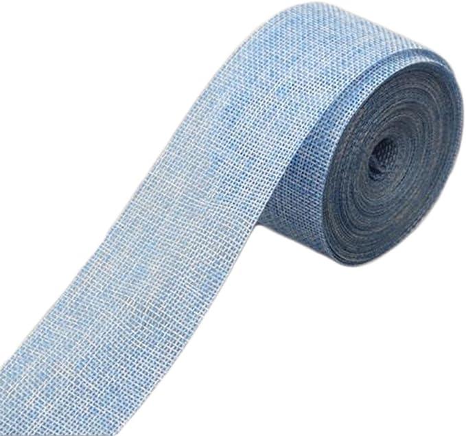 Weanty - Rollo de Cinta de algodón para Costura (10 m, Cinta de ...