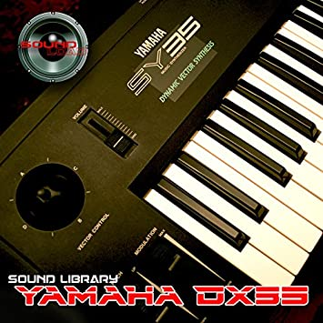YAMAHA SY35 - Large Factory and New Created Sound Library & Editors