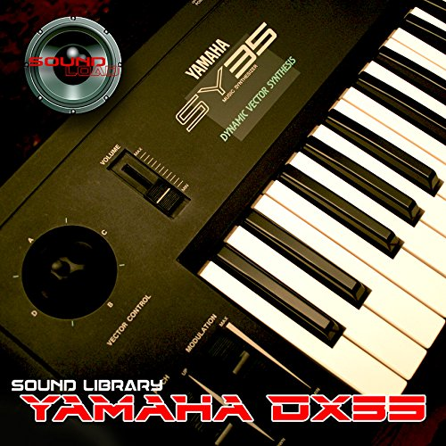 YAMAHA SY35 - Large Factory and New Created Sound Library & Editors PC/Mac on CD or download by SoundLoad